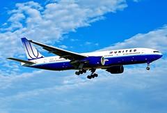 N768UA 777-200 United Airlines