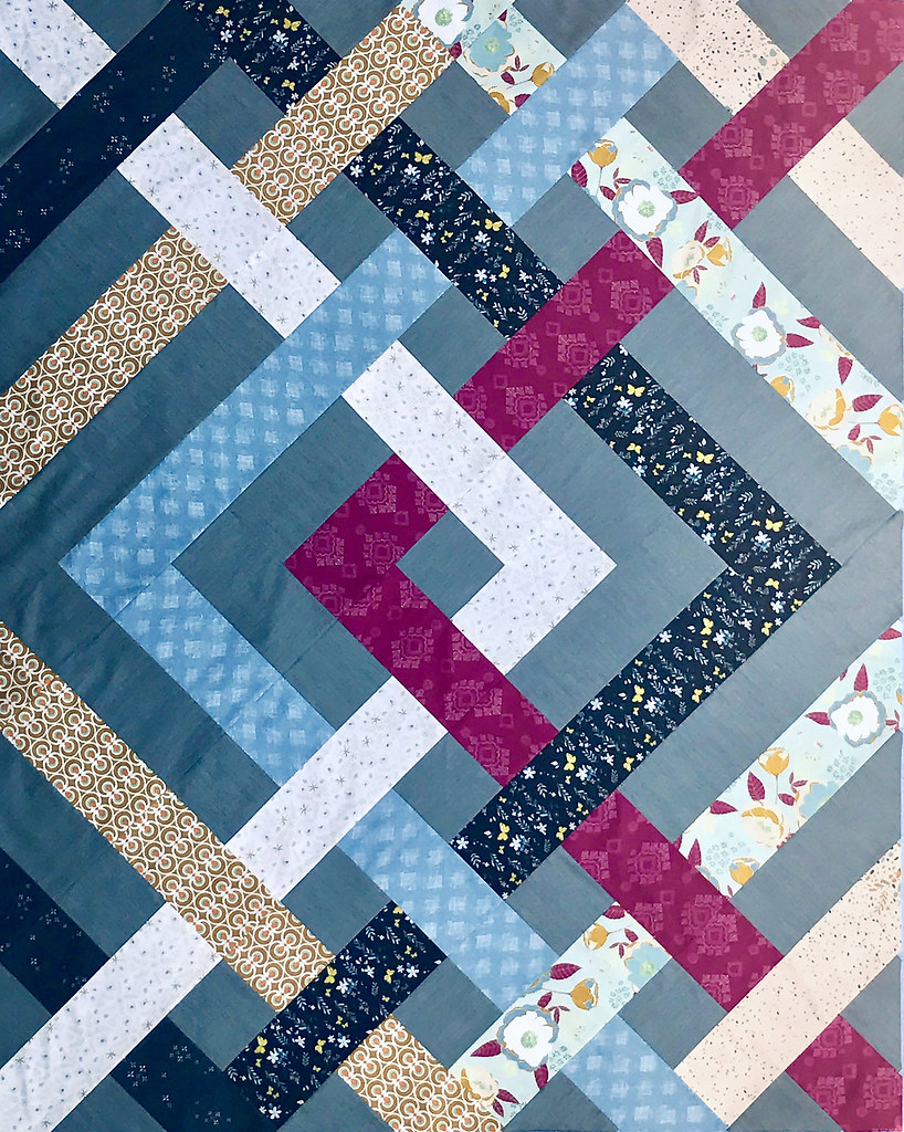 The Eliza Quilt Pattern Kitchen Table Quilting
