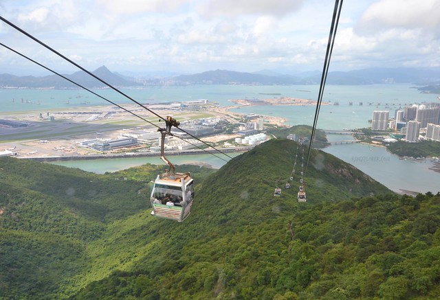 hong kong and macau itinerary travel guide ngong ping 360 cable car