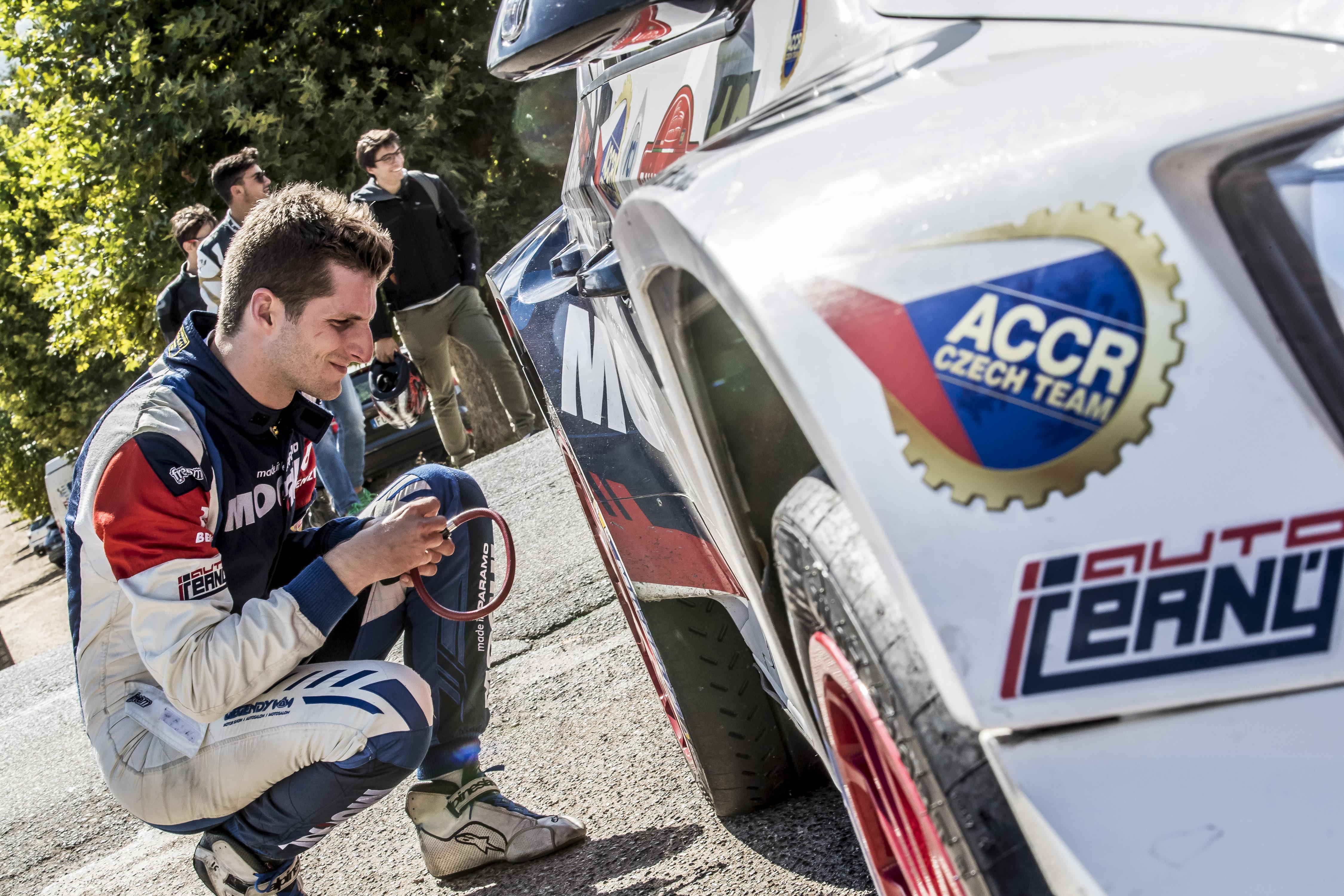 Černý de retour en ERC pour la manche italienne avec l'ACCR