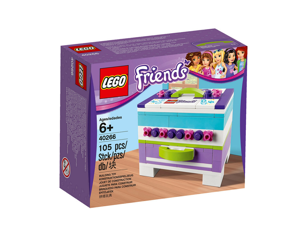 LEGO Friends 40266 - Storage Box