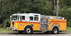 Bremerton Fire Department Engine 2