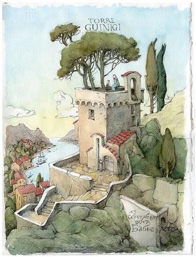 Torre Guinigi & Balaklava