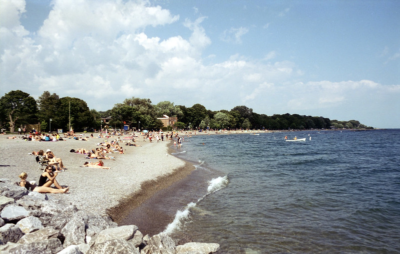Busy Leuty Beach