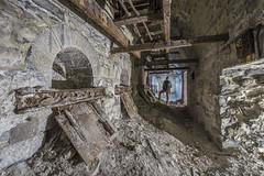 Giant Underground Oven