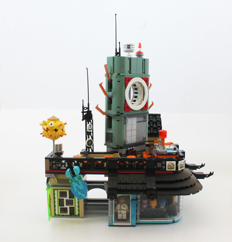 The LEGO Ninjago Movie Ninjago City (70620)