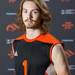 Jakob Hamilton, WolfPack Men's Volleyball