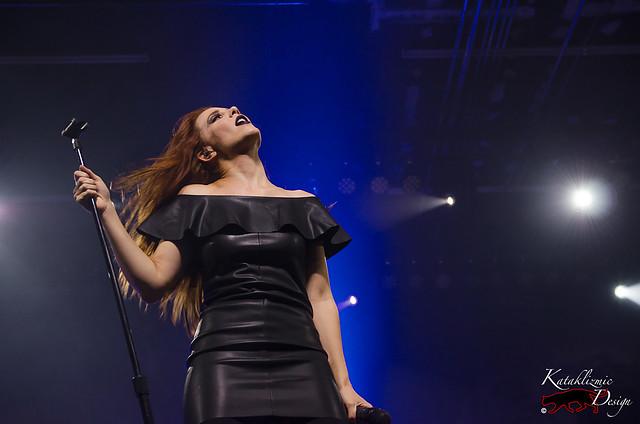 Epica - Marquee Theatre 9-17-17