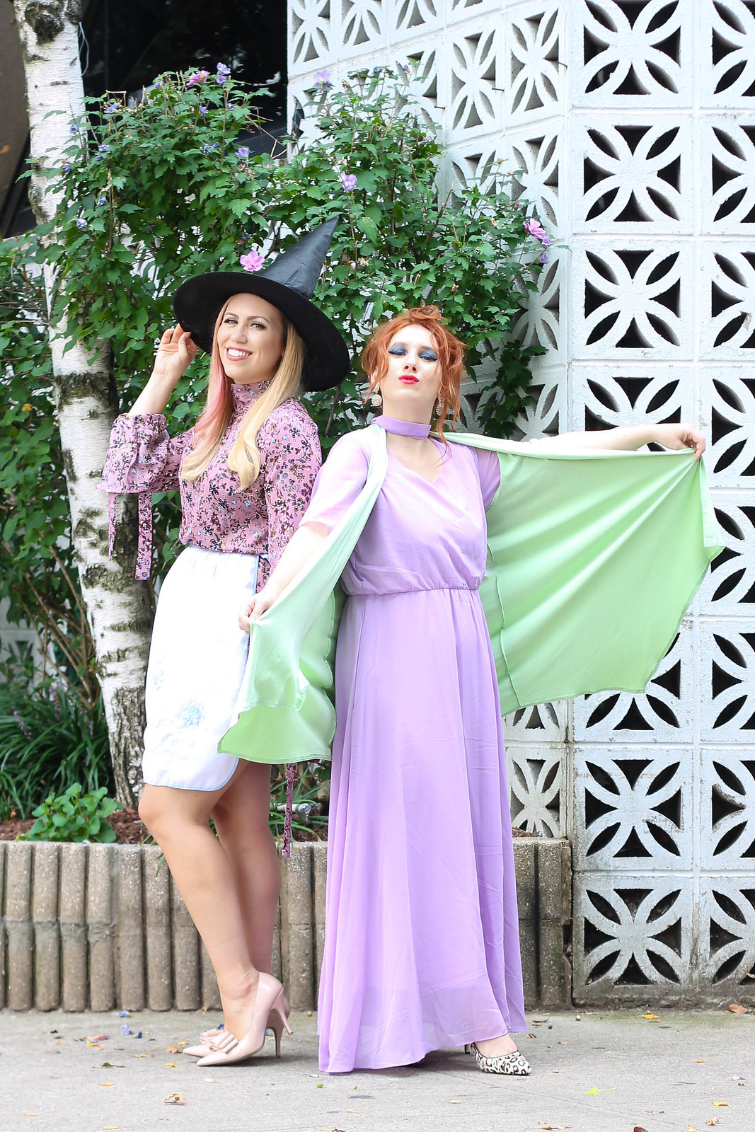 Bewitched TV Sitcom Show Halloween Costume Easy DIY Affordable