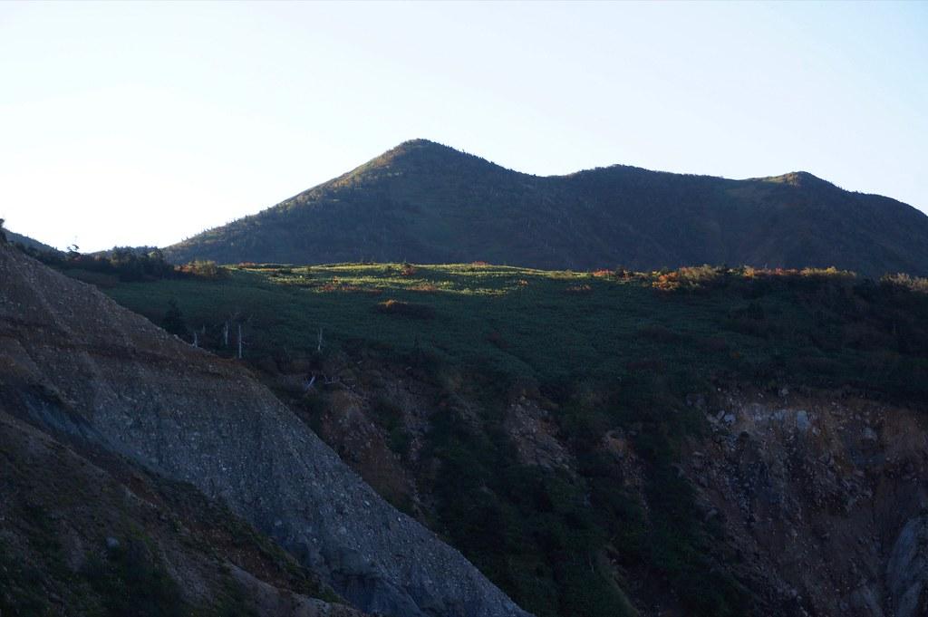 "HAKUSAN ""Saboushindou"" Mountain-climbing path"