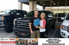 #HappyBirthday to Austin from Mr Saunders at McKinney Buick GMC!