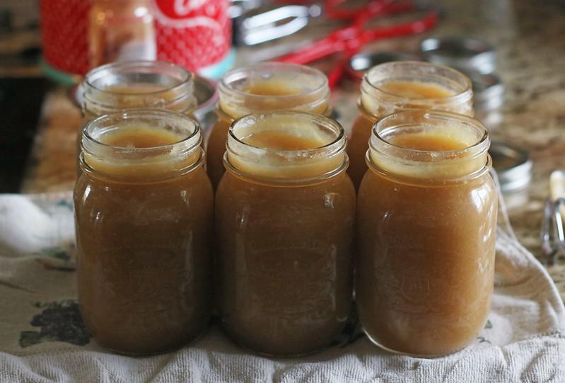 Brown Sugar Applesauce