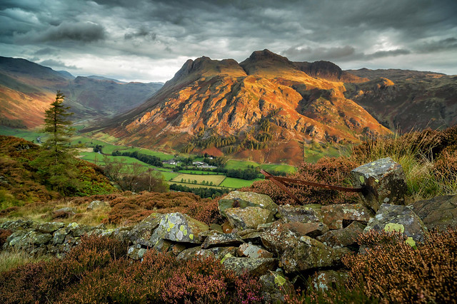 Langdale Pikes from Side, Canon EOS 5D MARK III, Carl Zeiss Distagon T* 21mm f/2.8 ZE
