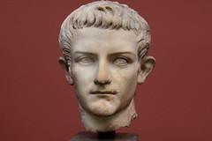 Caligula, Roman emperor 37-41, Ny Carlsberg Glyptotek, Copenhagen