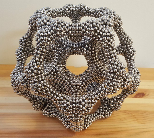 Pentagon Double Dodecahedron