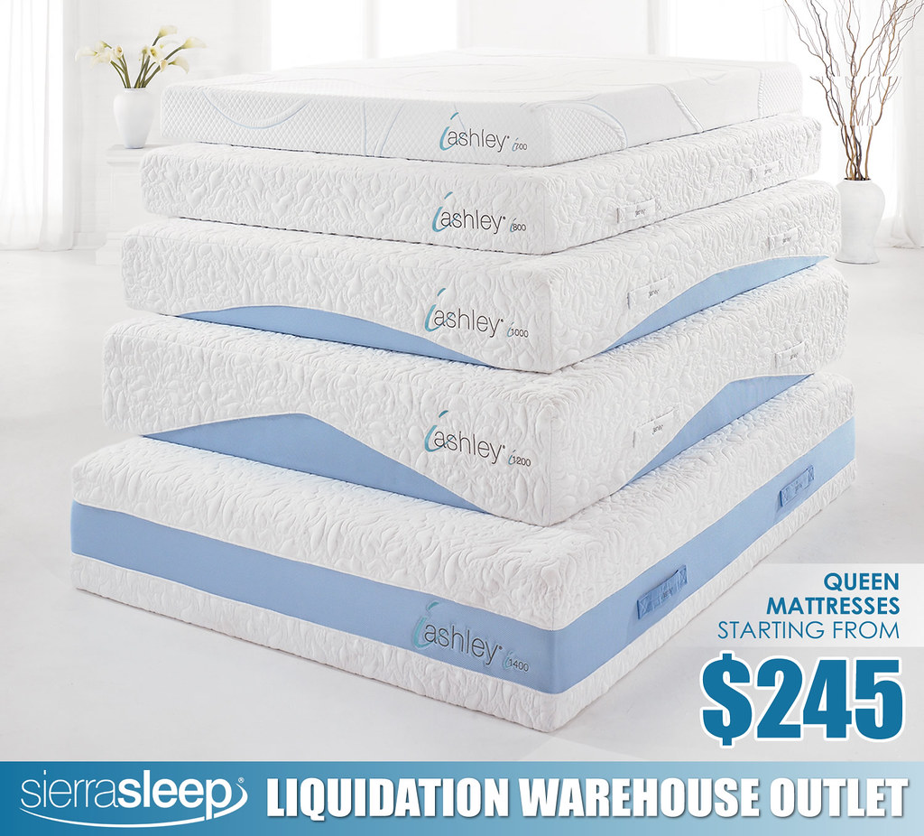 SierraSleep MattressStack LiquidationOutlet_Simplified2
