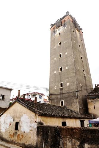 china 碉樓 dongguan