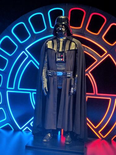 Vader ESB Costume