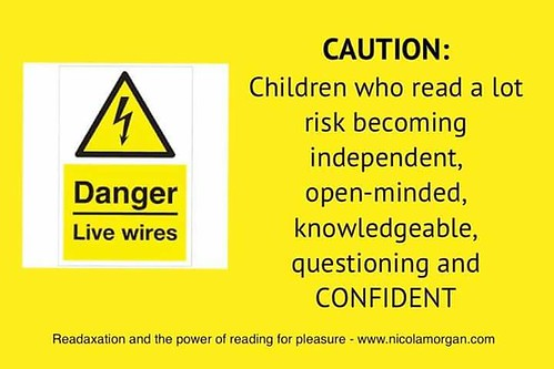 Caution - reading!