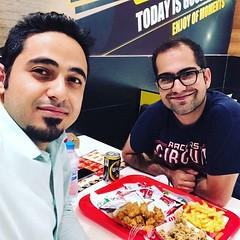 Treffen und Abendessen mit Milad, Mein Freund aus Wien, vielen Dank für dein Besuch (http://ift.tt/2gn3wqf)