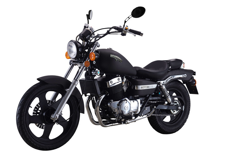 MotoBi250 stock