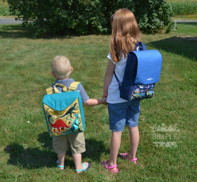 eeBoo Backpacks and Small Backpacks on The SIMPLE Moms