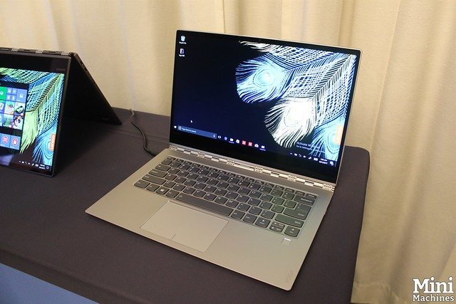 IFA 2017 - Lenovo Yoga 920 - 13
