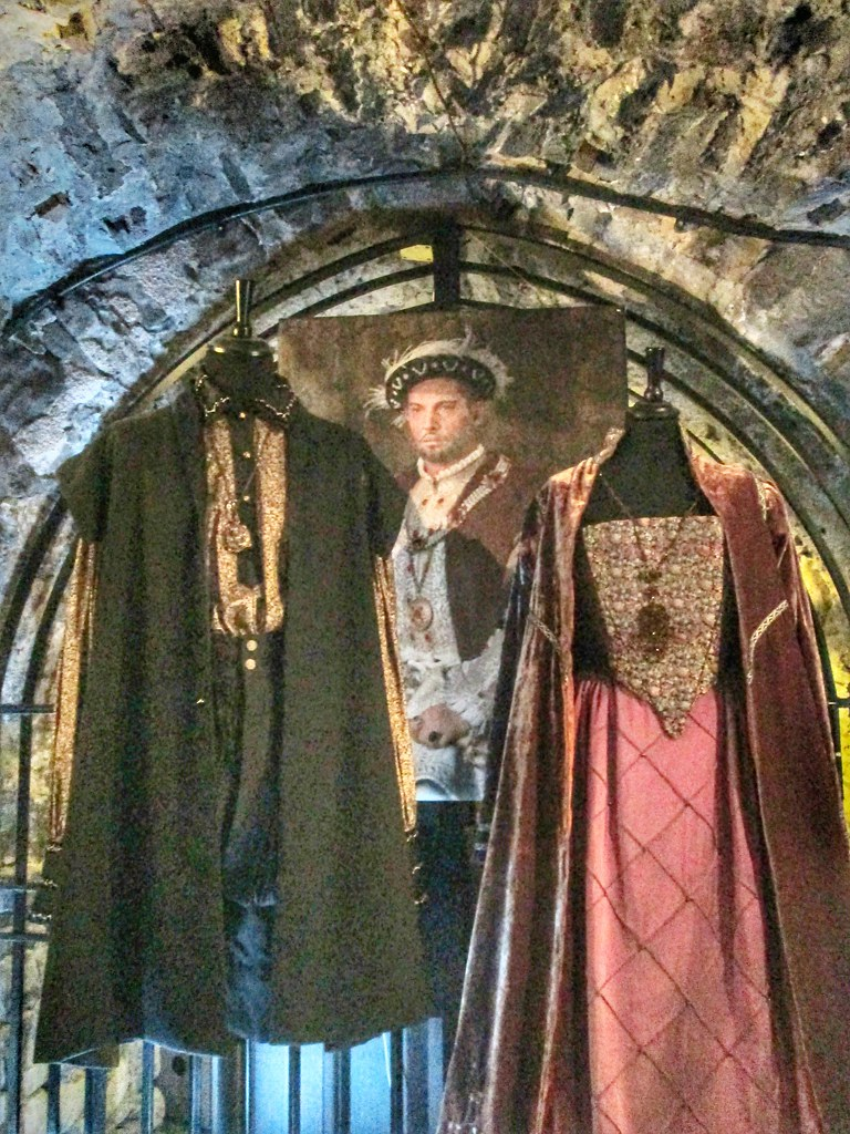 Christ Church Cathedral The Tudors Costume Henry Anne