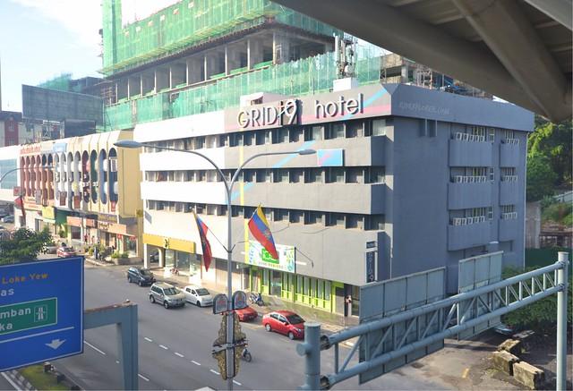 kuala lumpur hostels grid9 hotel