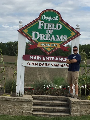 Visit a place you only saw in the movies - Field of Dreams, Iowa. From Through the Eyes of an Educator: The Beginning