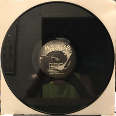 RAS KASS:SOUL ON ICE REMIX(RECORD SIDE-A)