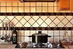 La mia cucina, il mio living #photography #kitchen #scene #cooking