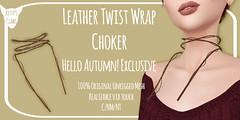 Kitty's Claws @ TAP: Hello Autumn