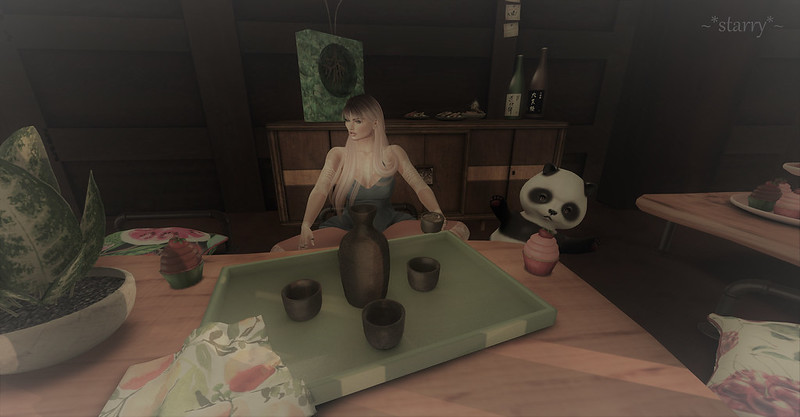 Sake and Cupcakes