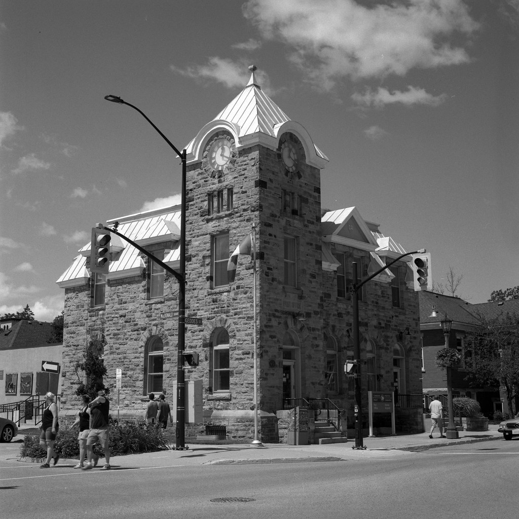 Elora, Ontario - July 2017