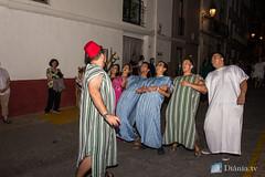 Castell de Castells Moros i Cristians 2017-16
