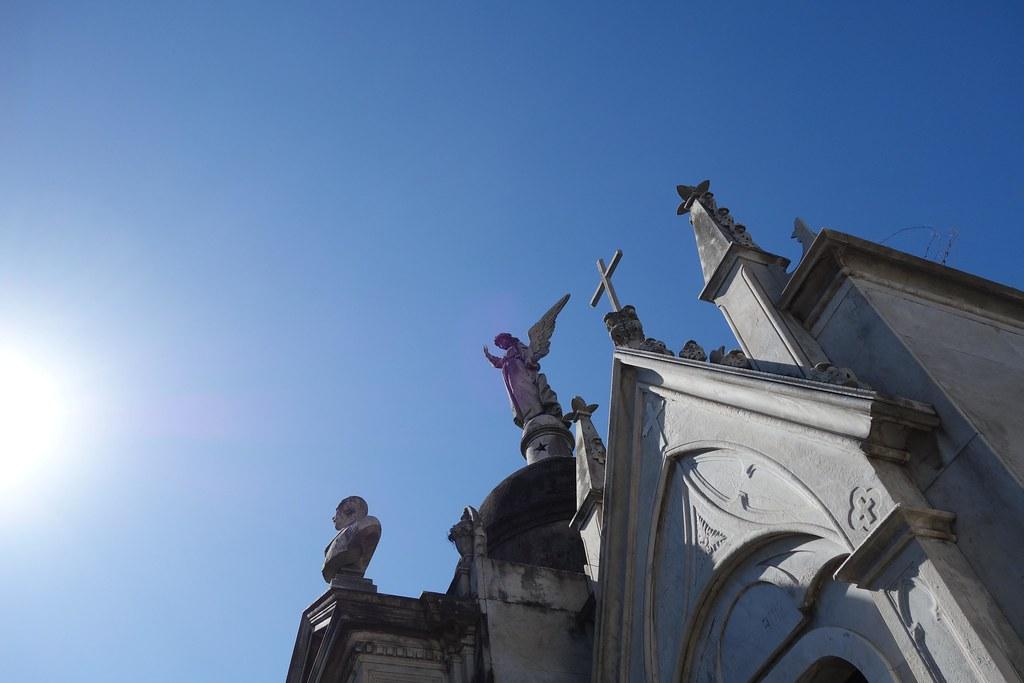 Buenos Aires - Recoleta - Cementerio 5