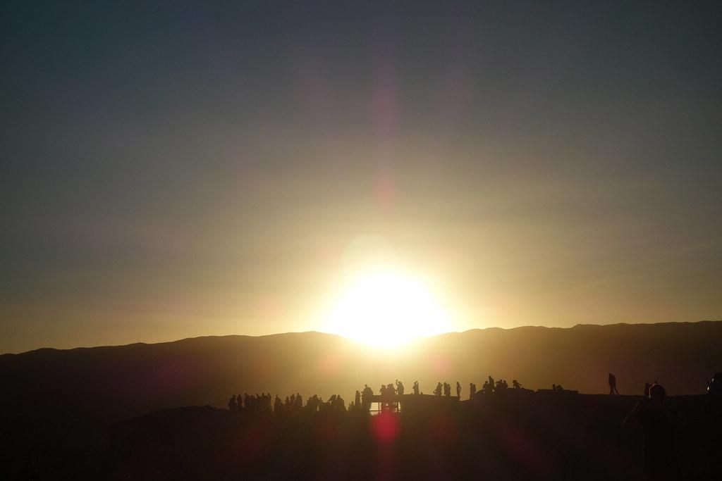 San Pedro Atacama - Valle de la Luna - Piedra del Coyote - Sunset