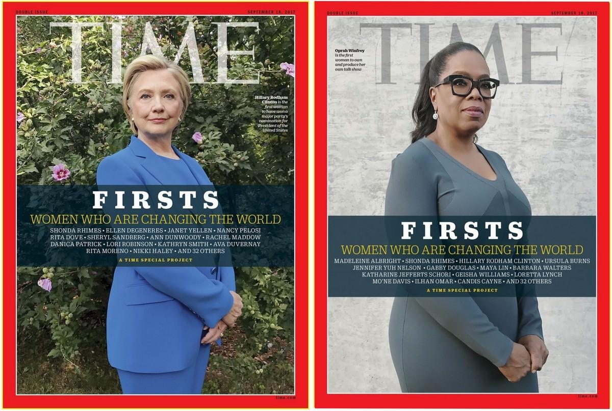 Les couvertures du TIME signalent de grands changements dans la photographie professionnelle