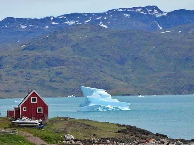 Qassiarsuk en Groenlandia