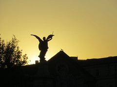 Angel of the Sunset