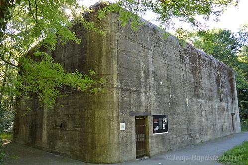Bunker de communication à Pignerolle