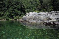 Les eaux claires du Moulasses