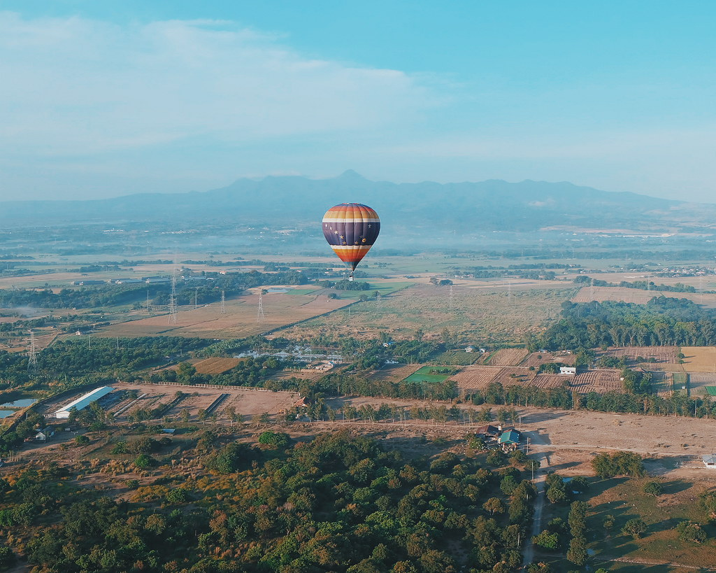 Lubao Hot Air Balloon 2018