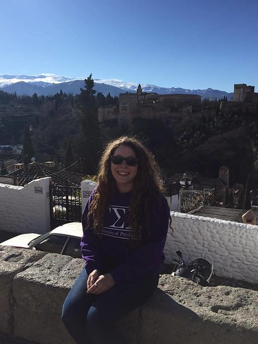 Olivia Darr: #StudyAbroadBecause... You Get To Find Your True Self