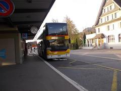 Autobus Neoplan à deux étages. © Marc Germann