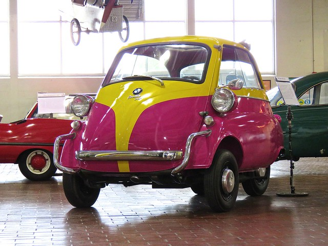BMW Isetta Lane Museum 1