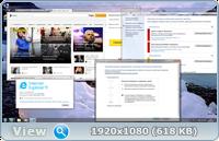 Сборка Windows 7 SP1 33 in 1  KottoSOFT для Pro-Windows.net торрент