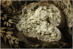 Macro Mondays - Bread - Seeded Bread Roll