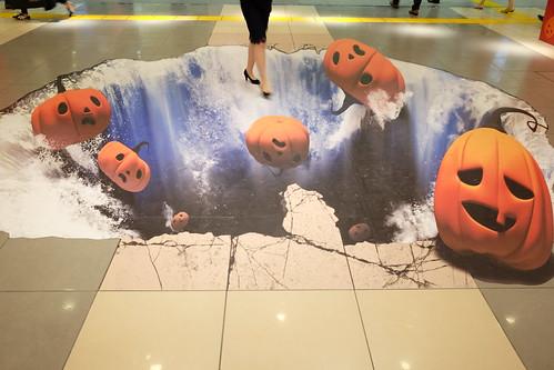 東京駅一番街ワンダートリックハロウィーン 10